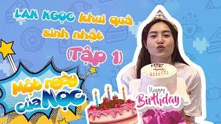 Ninh Dương Lan Ngọc bất ngờ khi được mọi người bí mật tổ chức sinh nhật (Tập 1) || Một ngày của Nọc