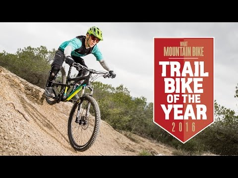 Santa Cruz 5010 C - Trail Bike of the Year - Contender