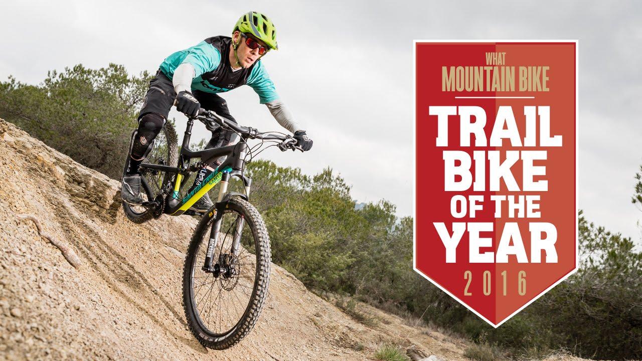 29e83e3c54e Santa Cruz 5010 C - Trail Bike of the Year - Contender - YouTube