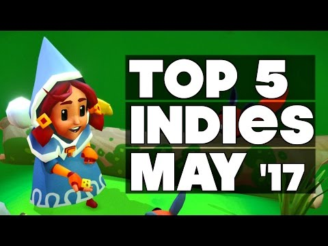 Top 5 Best Looking Indie Games of May 2017