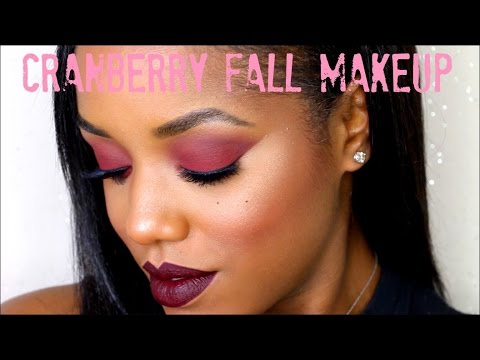 cranberry-eyes-dark-lips-|-fall-makeup-tutorial-|-ellarie