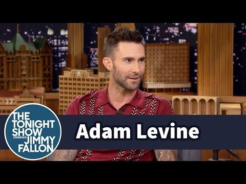 Видео, Adam Levine Never Stops Touring or Hating on Blake Shelton