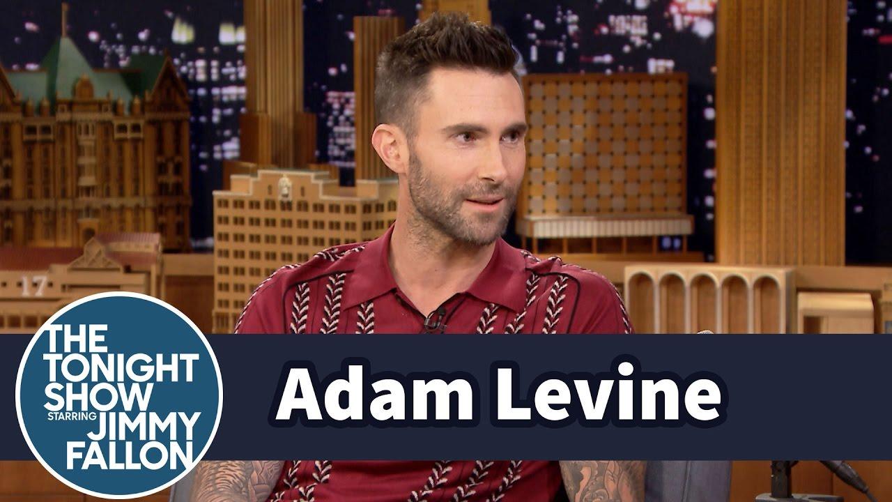 Adam Levine Never Stops Touring or Hating on Blake Shelton