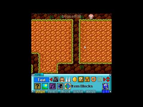 Mario Builder V11-4 - Speed Showcase - Mario's Adventure [Progress 8]