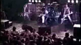 Ramones - She´s The One - live at the Ritz 89