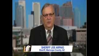 Sheriff Joe Arpaio: Obama Birth Certificate Investigation Hasn