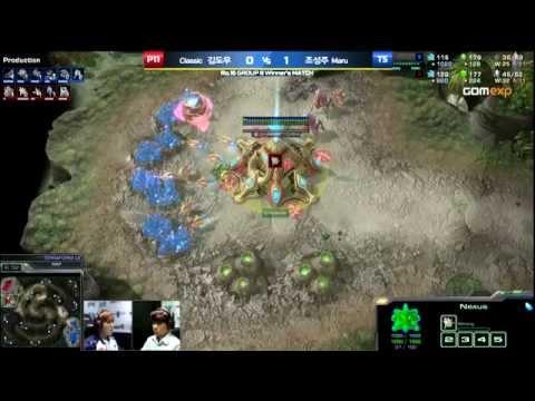 Winners Match Code S Ro16 Group B Match 3, 2015 HOT6 GSL Season 3   StarCraft 2