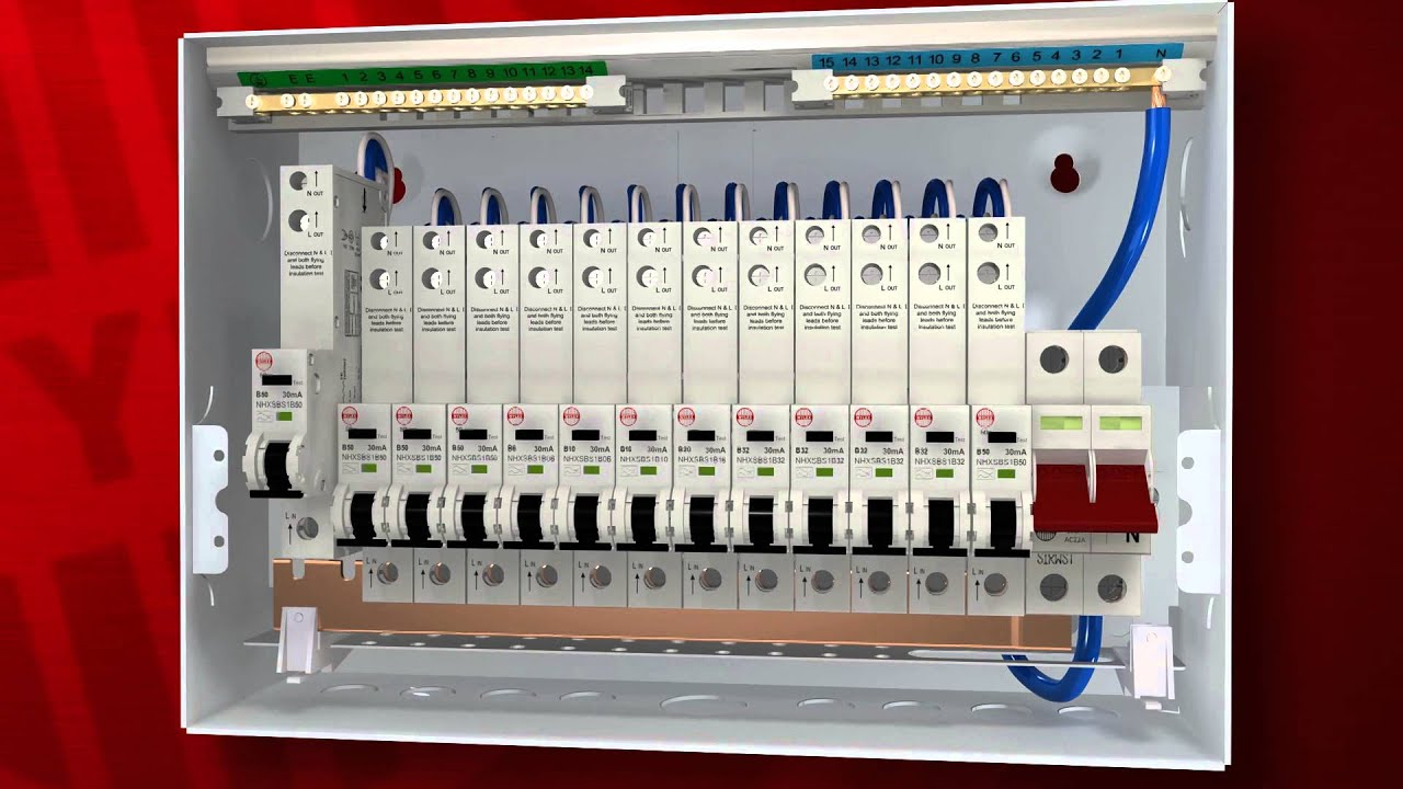 maxresdefault household fuse box residential fuse boxes \u2022 wiring diagrams j how to change a fuse in a modern fuse box at alyssarenee.co