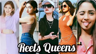 New Reels 1 feb????????   All tiktok stars Jannat,Amulya,Arishfa,Avneet, Anushka, Faisu, Riyaz,Purabi etc