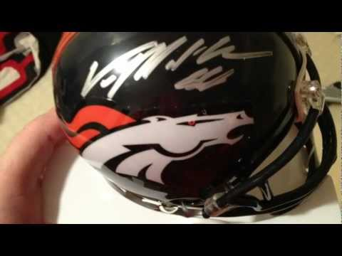 2011-2012 DENVER BRONCOS AUTOGRAPHS