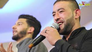 دحيه الموسم 🔥🔥20199 حرب وتحدي معين الاعسم ومجد ابو غربيه خرااافيه اسمعوهاا - مهرجان قصي مرار