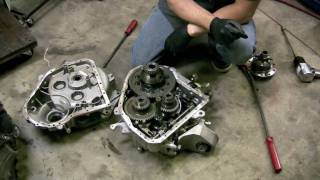 How to install a Limited Slip Differential  in a MINI Cooper S pt1