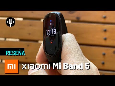 Reseña: Xiaomi Mi Band 5, de las mejores smartbands del mercado