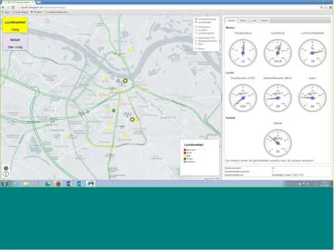 Hexagon Geospatial Cleaner Cities with Smart Emissions