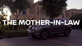 Nissan Fast Escape - Patrol (The Mother-in-law)