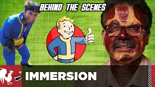 Fallout 4 In Real Life - Behind the Scenes - Immersion