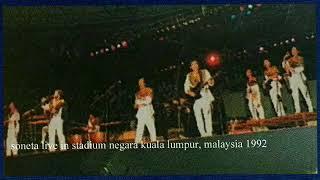 Rhoma irama - Gali Lobang Tutup Lobang [ konser Kuala lumpur 1992 ]