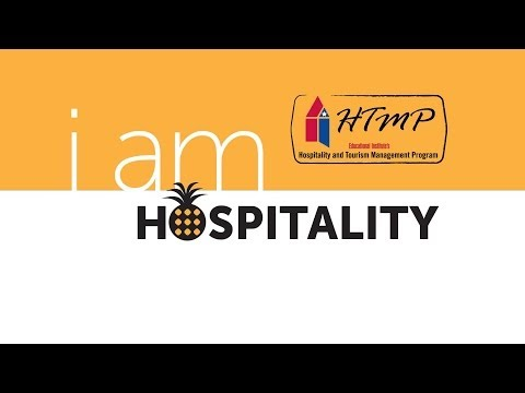 Hospitality & Tourism 2013 Competition