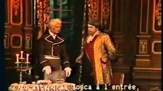 TOSCA GIACOMO PUCCINI 1980 NICE CABALLE CARRERAS PONS