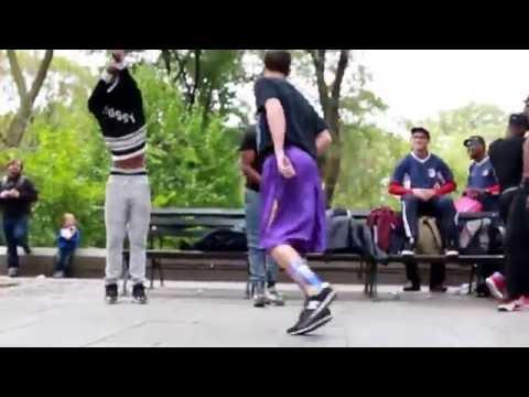 NYC Break Dancing
