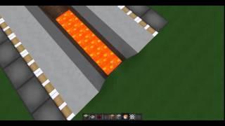 Minecraft İcatları #3 = Yapışkan Piston Tuzağı !