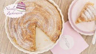 Vanillepudding-Schnecke mit Blätterteig I wenn es mal schnell gehen soll I von Nicoles Zuckerwerk