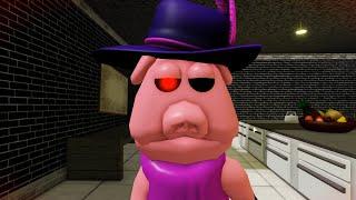 ROBLOX PIGGY 2 GURTY ZIZZY JUMPSCARE - Roblox Piggy Book 2 rp
