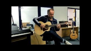 Cort  NDX and AF 60 Soundcheck with Ralf Sommerfeld