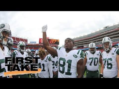 Should Jets Fans Trust The Process? | First Take | July 18, 2017