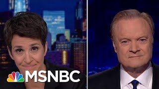 Lawrence And Rachel On 'Anonymous' Book: 'This Is A Warning About Danger To The Country' | MSNBC