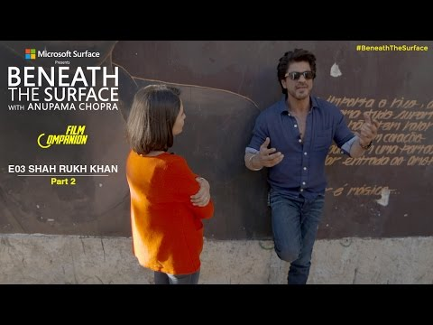 Beneath The Surface   Shah Rukh Khan - Part 2