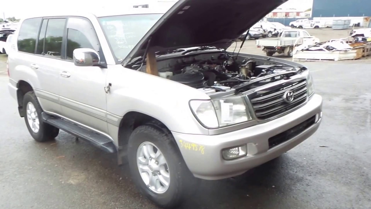 Kelebihan Toyota Land Cruiser 2004 Spesifikasi