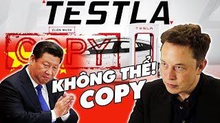 Trung Quốc Có Thể Copy Mọi Thứ, Nhưng Sao Họ Không Thể Copy Và Đánh Bại Được Tesla Của Elon Musk?
