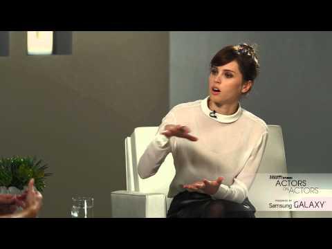 Actors on Actors: Felicity Jones and Jenny Slate - Full Video
