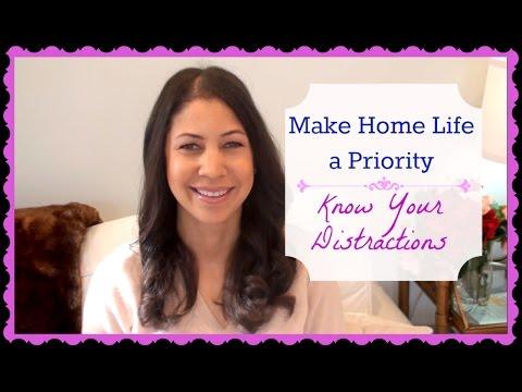 Make Home Life a Priority 2017 | Jennifer L  Scott