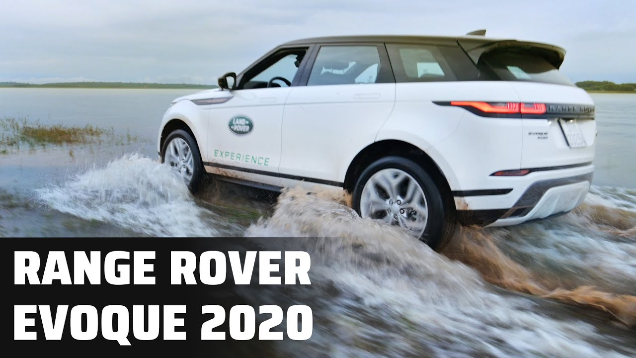 Range Rover Evoque - Khác biệt trong lựa chọn xe sang