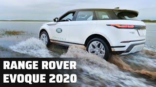 Trên tay Range Rover Evoque 2020   Khác biệt trong lựa chọn xe sang