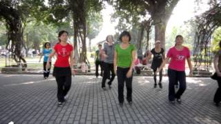 Cha Cha Conchita 青春不要留白 - Line Dance  (Jennifer Choo Sue Chin)