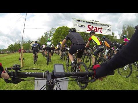 10.05.2015 - 13. MTB Auerberg Marathon in Kaufbeuren 67 km   HD Mountainbike GoPro www.eAlex.me