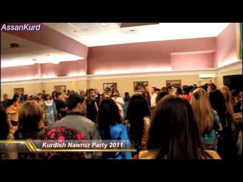 Kurdish Party Ottawa 2011 Video New