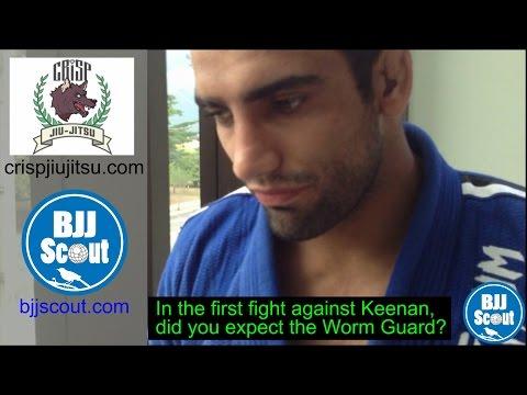 BJJ Scout: Leandro Lo talks Keenan, Worm Guard, Miyaos, Copa Podio