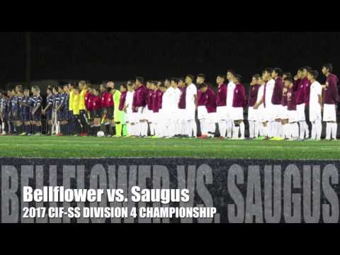 CIF Soccer: Bellflower vs. Saugus