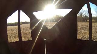 Bowhunting Turkeys in Kansas 4 25 14 Thumbnail