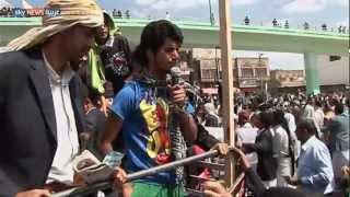 استمرار الاحتجاجات على الفيلم في صنعاء