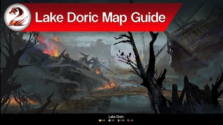 Guild Wars 2: Lake Doric Map Guide – Rewards, Events, Collections, Secret Locations + More!
