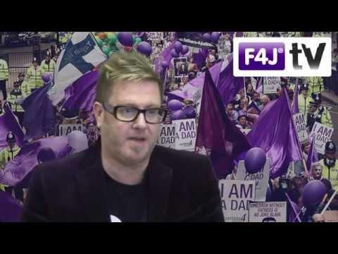 F4JTV: MATT O'CONNOR RESPONDS TO ATTACKS ON F4J BY CAROLINE NOKES MP & THE BRITISH MEDIA