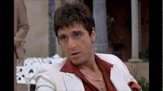 Tony Montana ( Tangerine Dream - betrayal )