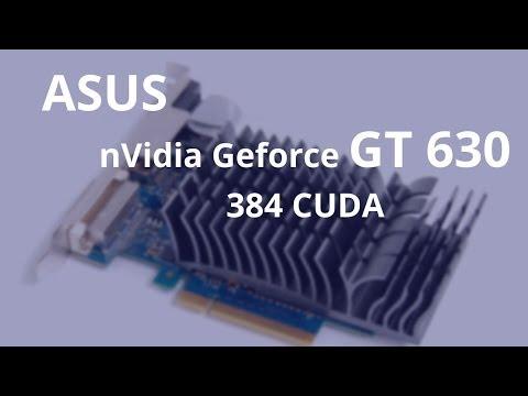 ASUS Geforce GT 630 PCI Express 384 CUDA Directx11 nVidia Graphics Cards