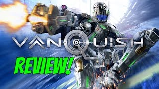 vanquish - A Game of Unbridled Awesomeness! (Review)