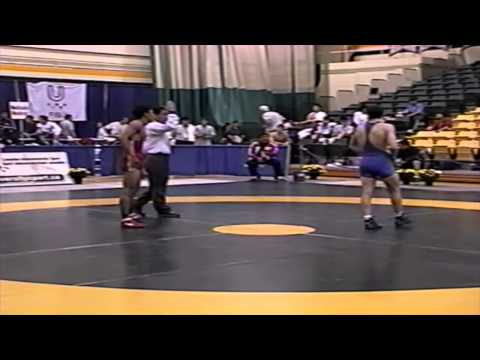 2002 World University Championships: 55 kg GR Khom Ratanak Mony (CAM) vs. Muecahit Vardal (TUR)